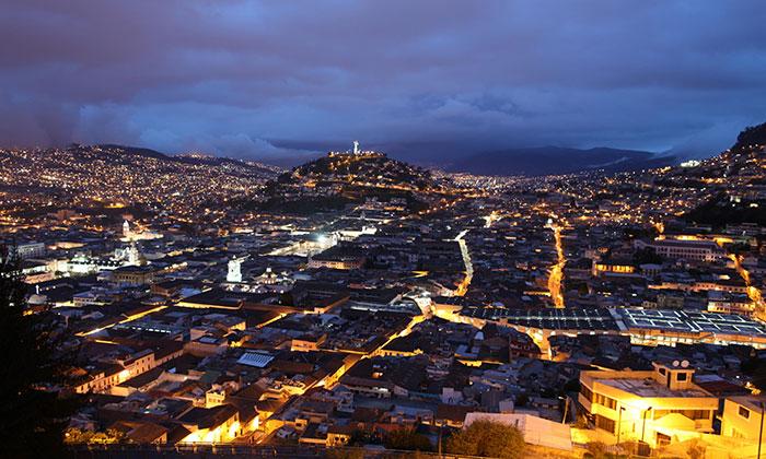 Quito - centro hístorico