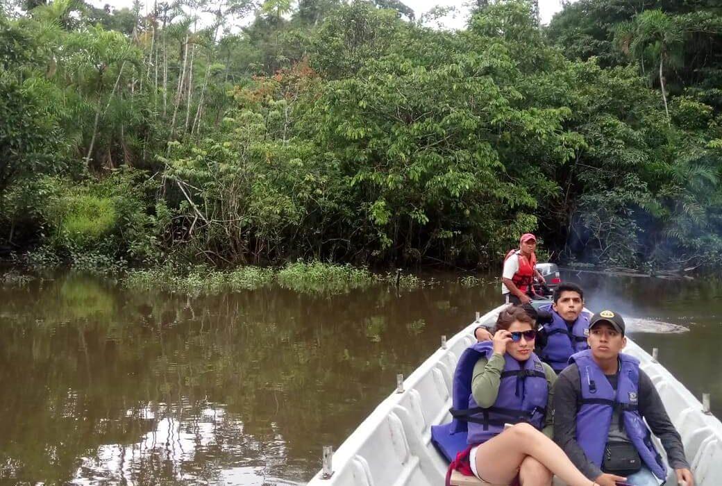Yasuni river expedition
