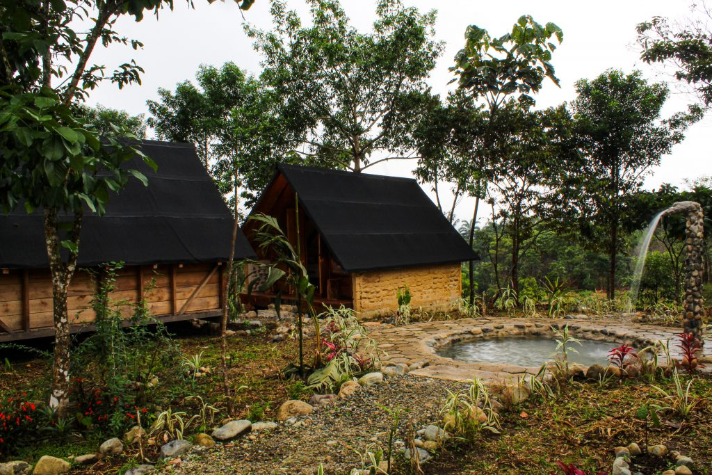 cacao glamping